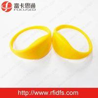 Ultralight RFID Silicone Wristband thumbnail image