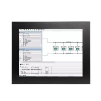 sinmar 10.1 Inch 1280800 Wide Touch Screen All In One Panel PC Oem Monitor For Production Control thumbnail image