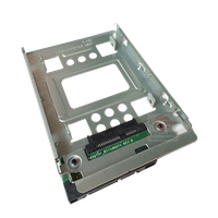 New HP 2.5'' SSD to 3.5'' HDD Adapter Converter Bay Bracket 654540-001