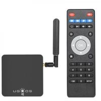 AM3 Amlogic Octa core S912 2G/16G Android7.1 TV Box with CEC, HDR, RTC