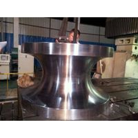 Pipe die forging used for pipe bending roll