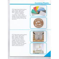 pvc foam board widely use as advertising materials and building materials