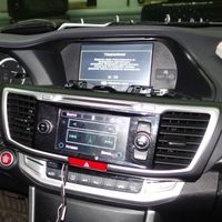 ACCORD9 NAVIGATION+ interface+Guide for both single and double screens