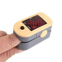 Portable finger pulse oximeter spo2 oximeter