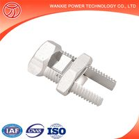 T/J copper split bolt connector clamp