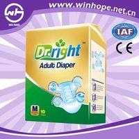 Winhope adult baby diaper bag 2014 hot selling more care of elderly people