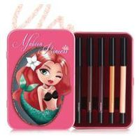 MakeOn Femme Fatale Mermaid Gel Pencil Eyeliner Set (5 Shades)
