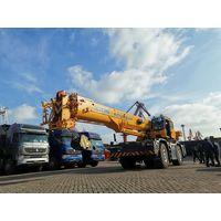 XCR55L4 Rough Terrain Crane Mobile Truck Crane