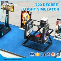 Selling 2018 hot selling 720 Degree Flight Simulator game machine for sale thumbnail image