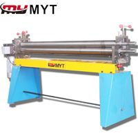 Round Duct Making Machine