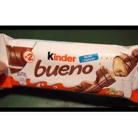 nutella chocolate ferrero 350g, Kinder Bueno 43g, Kinder Chocolate 50g thumbnail image
