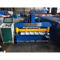 aluminum panel trapezoidal roll forming machine