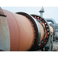 Rotary dryer for Coal, Manganese, ore