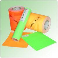color PVC immediate vinyl sheet