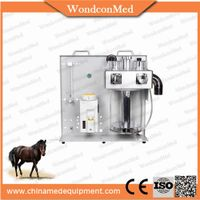 Large animal anesthesia machine for horse