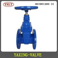 DIN3352 F4 Resilient Seated Gate Valve