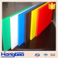 pe plastic extruded sheet, hdpe/uhmwpe panel, custom made sheet/board/part with strong impact resist