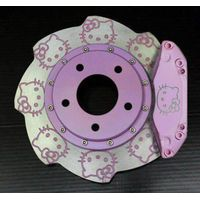 Hello Kitty brake disc