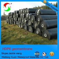 2mm HDPE geomembrane