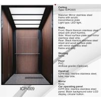 Safe highly efficient and comfortable residential and freight elevator