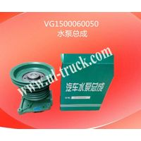 original sinotruk howo faw series water pump VG1500060050 thumbnail image