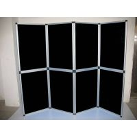 AD FOLDING PANEL SHELF STAND FOR EXHIBITION