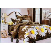 100% polyester 3D duvet covers sets and new model casual bedsheet for home textile thumbnail image