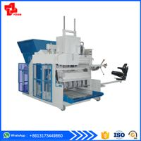 QMY18-15 QMY12-15 QMY10-15 QMY6-25 QMY4-30A mobile block making machine