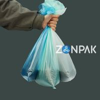 Low Melt Batch Inclusion Bags for Rubber Chemicals
