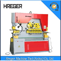 Q35y Hydraulic Combined Punching Shearing Bending Cutting Machine