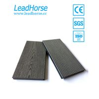 Eco friendly Hollow WPC Composite Decking