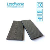 Eco friendly Hollow WPC Composite Decking