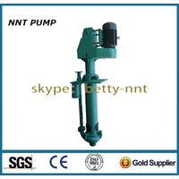 SP vertical rubber slurry pump thumbnail image