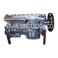Chinese Suppliers Supply all HOWO Truck Parts thumbnail image