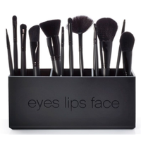 Eye Lip Face Hakuho-do Cosmetic Brush Display Rack Stand For Retail Shop thumbnail image