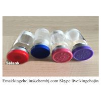 Human Growth Hormone Releasing Peptides Selank Medicine raw material Lyophilized