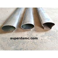 Stainless Steel Oval Pipe Roll Forming Machine