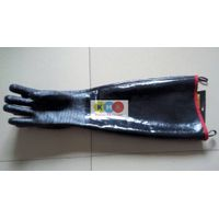 Neoprene Sandblasting Gloves