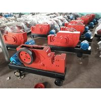 GQ40 Electrical Rebar Cutter Machine