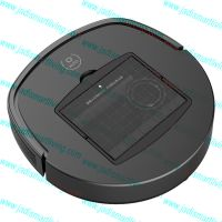 Cyclone robot vacuum cleaner, Gyroscope navigation, self adaption roller brush, high vacuum.