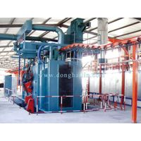 Catenary Shot Blasting Machine