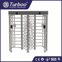 Turboo G538-2:On sale electric Dual-access full height turnstile, access control turnstile door