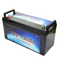 12V 200ah lifepo4 Solar li-ion battery for UPS Electric Car Home backup thumbnail image