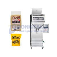 Semi-automatic food granule packing machine Granule packing machine quantitative bagging machine thumbnail image