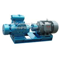 Sludge Pump for Chemical Tanker Horizontal Twin Screw Pump