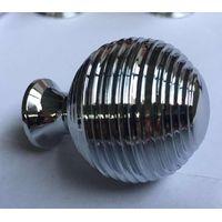 Electroplating Chrome Zinc Alloy Crystal Furniture Hardware Handles Knobs thumbnail image