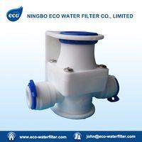 plastic water pressure decompression valve