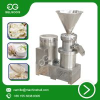 Stainless steel sauce making machine ginger garlic paste manufacturing plant cost thumbnail image