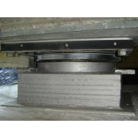 Lead core bearing pad