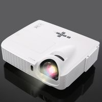 School Eductation 3500Lumens 1080P 3D Short Throw DLP Projector